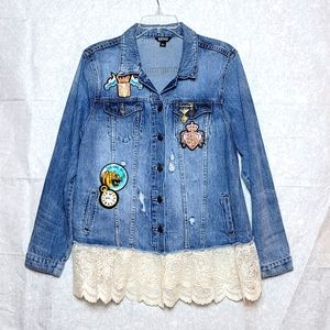 Iconic Denim Jacket
